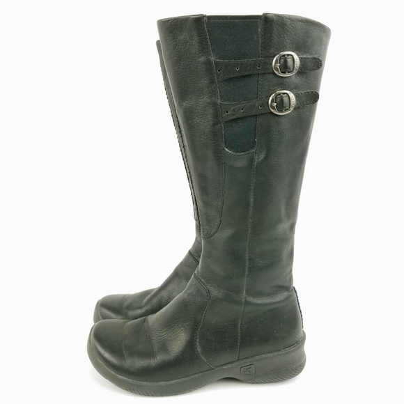 6fdcd98f507 Keen Shoes - KEEN Bern Baby Bern Black Boots Womens 7.5 Ei61
